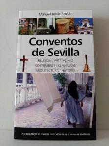 """Te recomendamos un nuevo libro """"Conventos de Sevilla"""""""