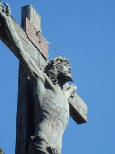 La leyenda del Cristo de las Mieles