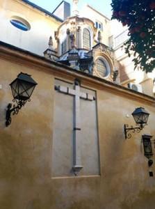 La Cruz de los Polaineros