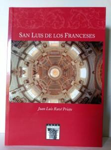 """Te recomendamos el libro """"San Luis de los Franceses"""""""
