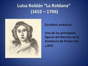 """¿Quién era Luisa Roldán """"La Roldana""""?"""