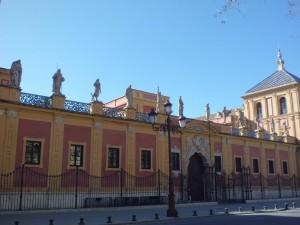 La Galería de Sevillanos Ilustres