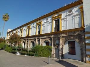 Los antiguos hospitales de Sevilla