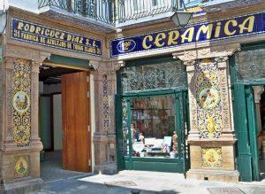 Visita al Museo de la Cerámica de Triana