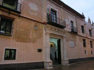 Visita a los Palacios de Altamira y Mañara