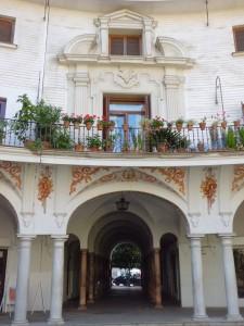 La Plaza del Cabildo