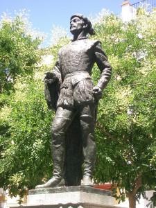 El monumento a Don Juan Tenorio