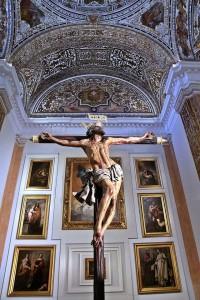 La leyenda de los moldes del Santísimo Cristo de la Expiración del Museo