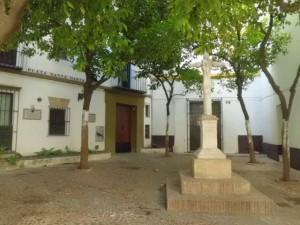 La Plaza de Santa Marta