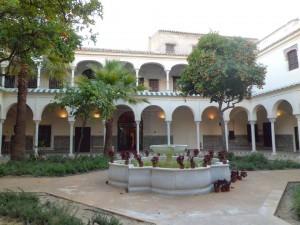 El Real Monasterio de Santa Clara