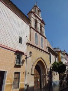 La Iglesia de Santa María la Blanca