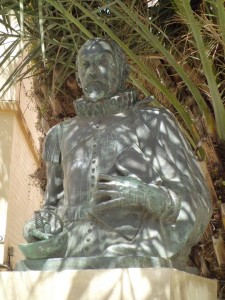 ¿Sabías que Miguel de Cervantes estuvo preso en la Cárcel Real de Sevilla?