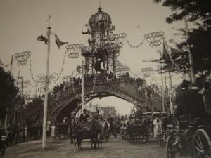 ¿Sabías cuál fue la primera portada de la Feria de Abril?