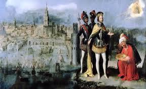 La Reconquista de Sevilla por Fernando III el Santo
