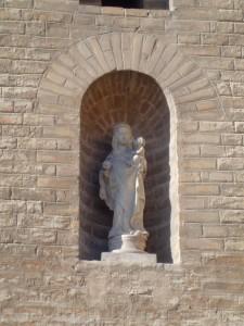 La Virgen de los Olmos