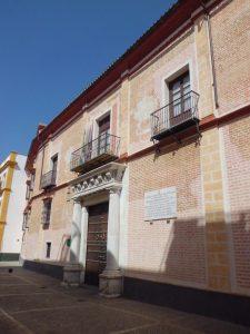 La casa natal de Miguel de Mañara