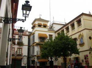 La Plaza de los Venerables