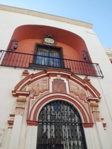 Visita a los archivos de la Institución Colombina y Palacio Arzobispal