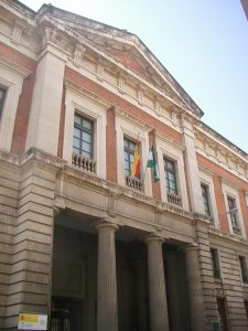 Visita al Archivo Histórico Provincial