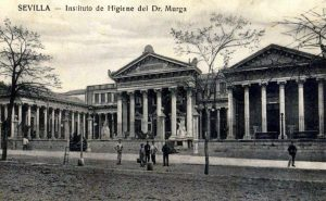 El antiguo Instituto de Higiene del Doctor Murga