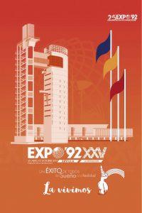Exposición conmemorativa de los 25 años de la EXPO´92