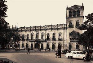El Palacio del Marqués de Palomares