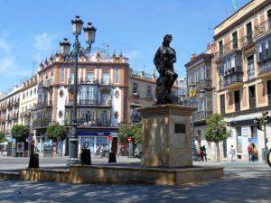 La Plaza del Altozano