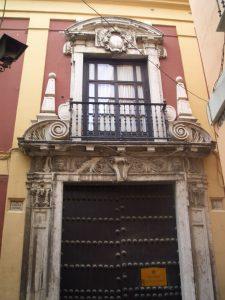 El Palacio de la Condesa de Lebrija
