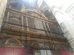La Capilla Real, de la Catedral