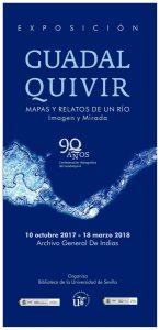 Guadalquivir: Mapas y relatos de un río. Imagen y mirada.
