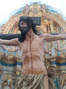El Cristo de la Agonía, de Juan de Mesa