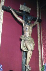 El Santísimo Cristo de las Almas