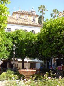 La Plaza de Doña Elvira