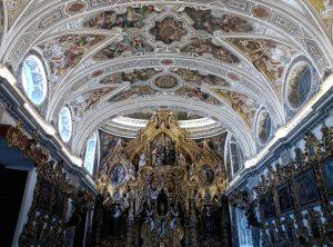La capilla doméstica de San Luis de los Franceses