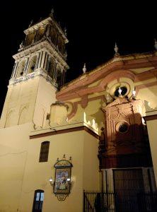 La Parroquia de Santa Ana