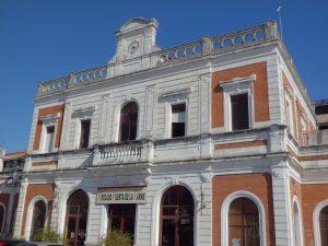 La antigua Estación de San Bernardo