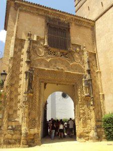 La Puerta de Marchena de los Reales Alcázares