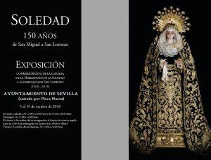 """Exposición """"Soledad, 150 años de San Miguel a San Lorenzo"""""""