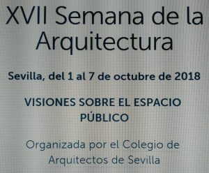 XVII Semana de la arquitectura