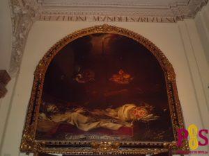 Los cuadros de Valdés Leal, In ictu oculi y Finis Gloriae Mundi