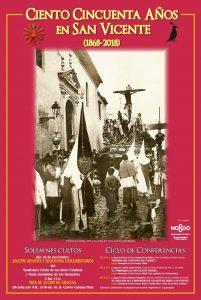 """Conferencia """"El traslado de la Hermandad de las Siete Palabras a San Vicente"""""""