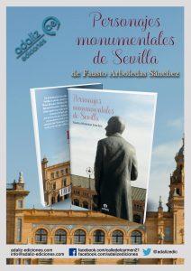 Paseo Personajes Monumentales de Sevilla I (De la Duquesa de Alba a Fray Bartolomé de las Casas)