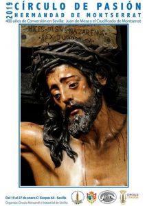 """Exposición """"400 años de Conversión en Sevilla: Juan de Mesa y el Crucificado de Montserrat"""""""