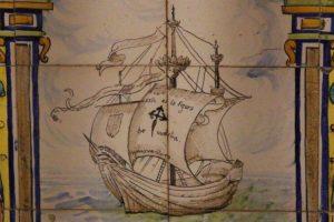 """Conferencia """"El mundo portuario en el Guadalquivir en torno a la Primera Vuelta al Mundo 1519-1522"""""""