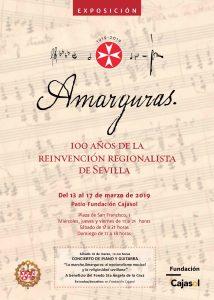 """Exposición """"Amarguras: 100 años de la reinvención regionalista de Sevilla"""""""