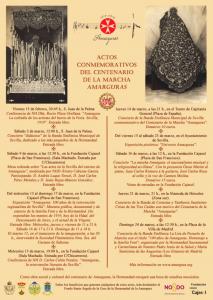 """Conferencia """"Amarguras, la reinvención literaria de Sevilla"""""""