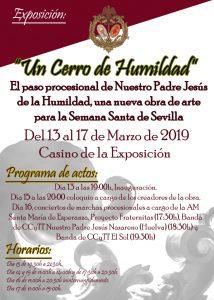 """Exposición """"Un Cerro de Humildad"""""""