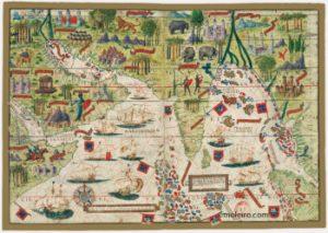 """Conferencia """"1519-1522: La nueva imagen del Mundo. El Atlas Miller y la primera circunnavegación de la Tierra"""""""