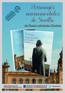 Paseo Personajes monumentales de Sevilla (Duquesa de Alba-Antonio Mairena)
