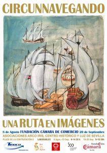 """Exposición """"Circunnavegando. Una ruta en imágenes"""""""